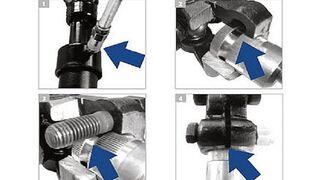 Cómo realizar un correcto montaje de una columna de dirección