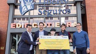 La Red One de Talleres de Liberty recauda más de 21.000 euros para acciones sociales