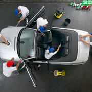 Razones para grabar el proceso de desinfección del vehículo en el taller