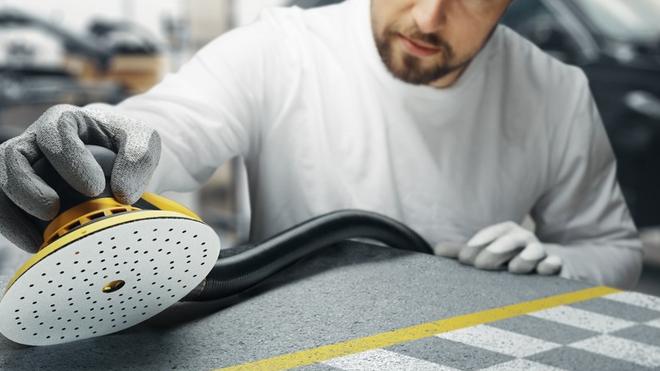 Mirka Iridium, la nueva apuesta en abrasivos de papel para acabados precisos en el taller