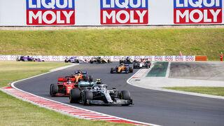 Liqui Moly será patrocinador oficial de Fórmula 1 tres años más