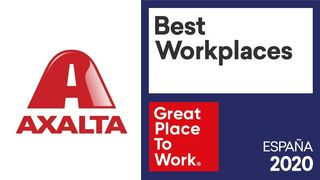 Axalta, en el top 30 del Ranking Best Workplaces 2020 de GTW Spain