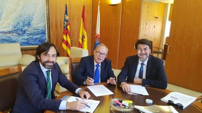 Fempa traslada al alcalde de Alicante las necesidades de los talleres