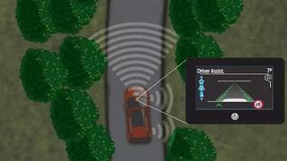 Ford diseña una tecnología que evita zanjas y desniveles en las carreteras rurales