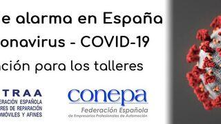 Coronavirus: Cetraa y Conepa creen que los talleres deben abrir en estado de alarma