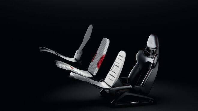 Impresión 3D para asientos baquet: la innovadora tecnología de Porsche