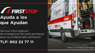 First Stop ofrece asistencia gratuita ante pinchazos a profesionales sanitarios