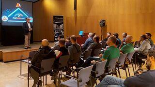 G.B. Herg celebra un seminario de eficiencia para 24 talleres canarios