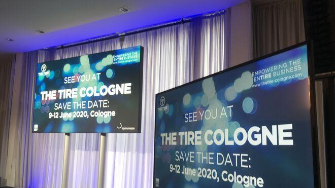 The Tire Cologne 2020 se aplaza hasta mayo de 2021 por el coronavirus