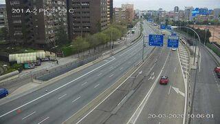 Lunes 13 de abril: ligero aumento de la movilidad en la España parada del ERTE