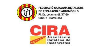 Talleres y recambistas catalanes denuncian que no sean beneficiarios de ayudas