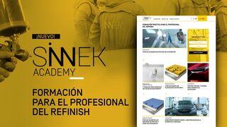 Sinnek Academy, la plataforma digital para los profesionales del taller de carrocería