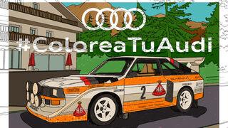 El reto creativo de Audi, también para los profesionales del taller de carrocería