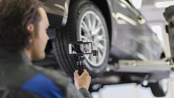 """Los talleres de Ford incorporan el servicio """"No Touch"""" por el coronavirus"""