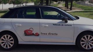Línea Directa ofrece 30 coches de su flota para servicios sanitarios en Madrid