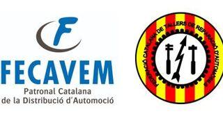 Talleres y concesionarios catalanes exigen la admisión de los ERTE automáticamente