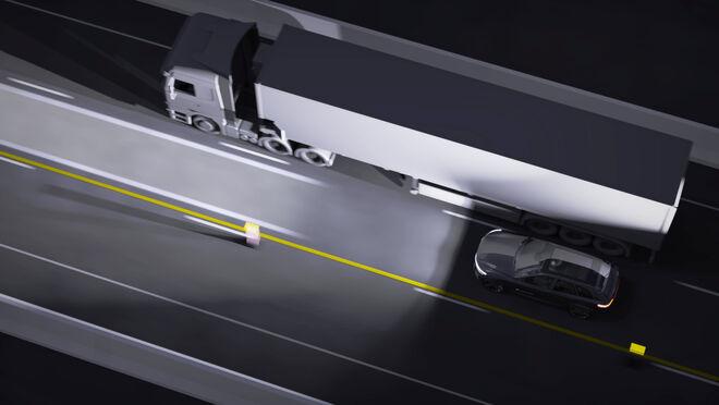 El nuevo sistema de iluminación de Hella: 30.000 píxeles para mayor seguridad