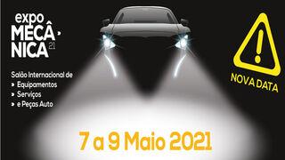 Expomecânica será finalmente en 2021