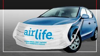 First Stop ya ofrece Airlife para eliminar virus en aire y superficie