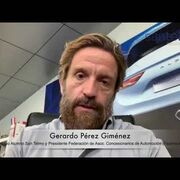 "Gerardo Pérez (Faconauto): ""Tras 2-3 meses de confinamiento vendrá un tsunami de 5-6 meses"""