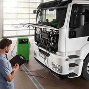 Bosch dará charlas técnicas online sobre diagnosis para talleres de vehículo industrial