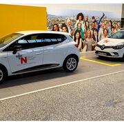 La red Renault cede sus vehículos para la lucha contra el coronavirus