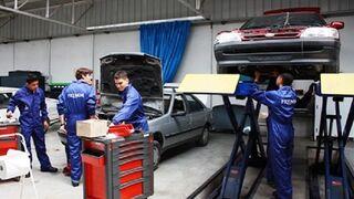Los talleres murcianos, parados por desabastecimiento de suministros