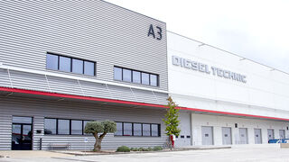Diesel Technic, plenamente operativo en estado de alarma