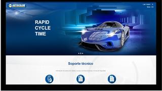 Nexa Autocolor actualiza su web en español con su renovada línea gráfica