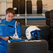Un día en el trabajo de un probador de neumáticos