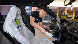 Guía para desinfectar los vehículos durante el coronavirus