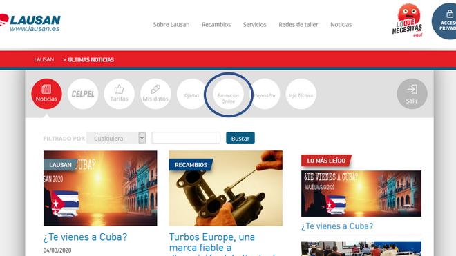Formación online y gratuita para la red TallerXXI durante el estado de alarma