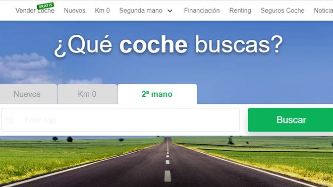 Coches.com lanzará una herramienta de gestión para impulsar la venta online