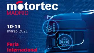 Motortec Madrid presenta su imagen para la edición 2021