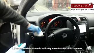 Así es el protocolo de recepción y entrega de vehículos en los talleres por el coronavirus