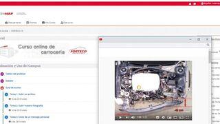 Cesvimap ofrece formaciones online en carrocería dentro de su programa Forteco
