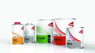 Cromax renueva el diseño en las etiquetas de sus productos de pintura