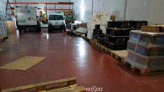 Un detenido por robar en un almacén de recambios en Alcalá de Guadaíra (Sevilla)