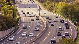 El uso del transporte público se reduce al 8%, mientras el privado crece hasta el 52%