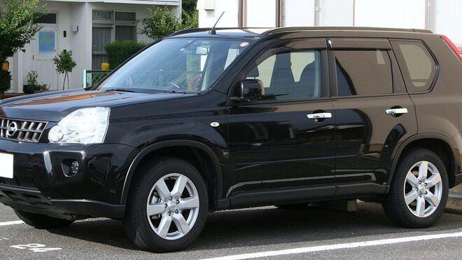 Solución a avería en un Nissan X-Trail por fallo en la dirección asistida