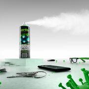 Limpiador aeroalcohólico Arlo Proquisur: seguridad de contacto
