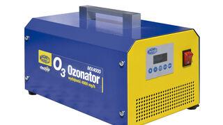 Magneti Marelli presenta su generador de ozono MX 4000 para talleres