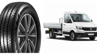 Giti Tire equipará de serie la furgoneta Volkswagen Crafter