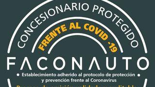 Faconauto crea un sello de concesionarios protegidos frente al coronavirus