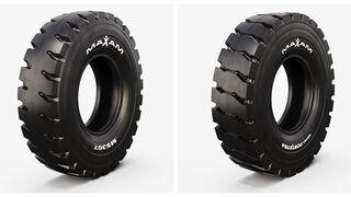 Maxam Tire amplía su gama de vehículos portuarios con los neumáticos MS307 y MS407 Portxtra
