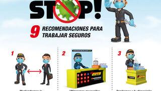 Las nueve recomendaciones de Confortauto para hacer del taller un lugar seguro