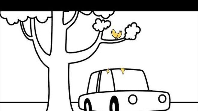 Ford desarrolla excrementos de pájaro artificiales para cuidar la pintura de sus coches