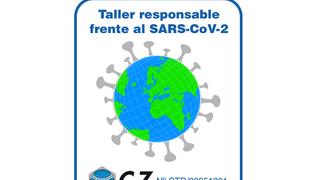 Gran aceptación del sello de taller seguro frente al Covid-19 de Centro Zaragoza