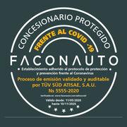 """Más de 900 centros de 180 grupos ya son """"concesionarios protegidos"""" de Faconauto"""