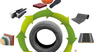 Los diez mejores usos que se les da a los neumáticos usados